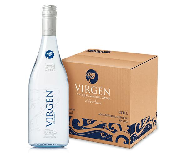 Virgen Water Swiss Natural Mineral Water